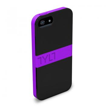 TYLT Band (iPhone 5/5S), grey/purple