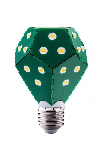 Nanoleaf Bloom, 1200Lm - green, 220 V